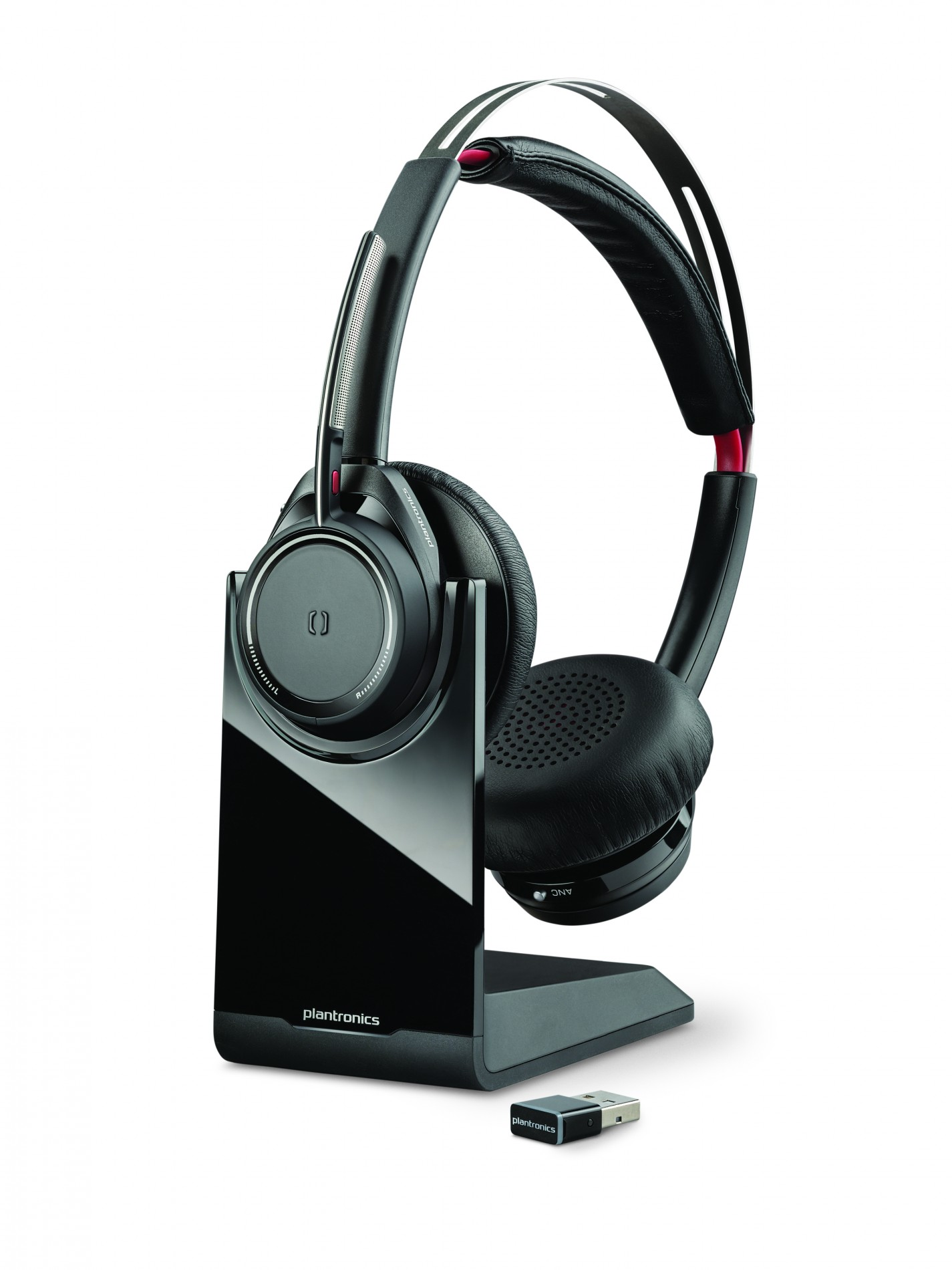 Plantronics Voyager Focus UC — Bluetooth-стереогарнитура для систем Unified Communications
